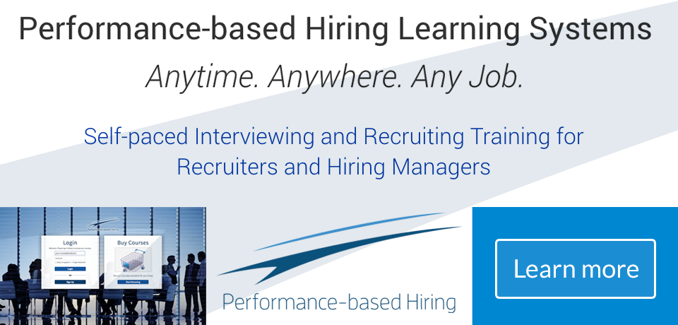 Performance-based Hiring Learning